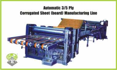 ply corrugated box making machine, corrugated box machines, punching machines exporters india